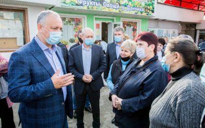12 встреч с жителями Единецкого и Дондюшанского районов