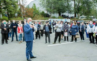 Плодотворные встречи в кишинёвских пригородах