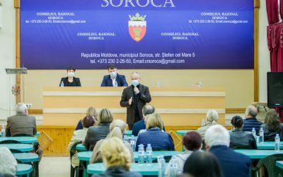 Igor Dodon: Sunt mîndru de concetățenii mei! Împreună vom realiza multe lucruri!