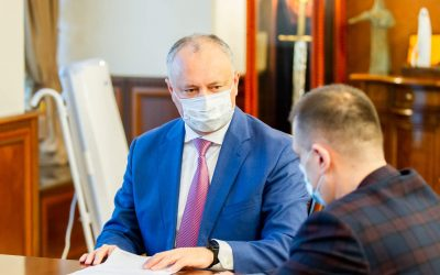 Законодательная инициатива Игоря Додона: У Молдовы будет новый Закон «О функционировании языков»!
