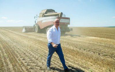 Mesaj cu prilejul Zilei lucrătorului din agricultură și industria prelucrătoare