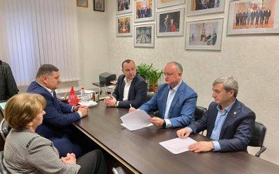 Echipa PSRM a lansat în mod deliberat procedurile juridice pentru organizarea alegerilor parlamentare anticipate