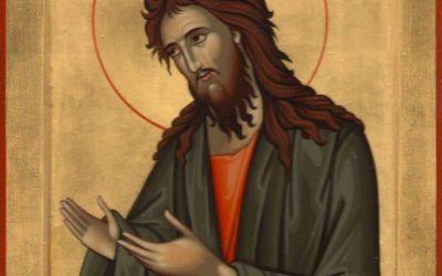 С днём Иоанна Крестителя!
