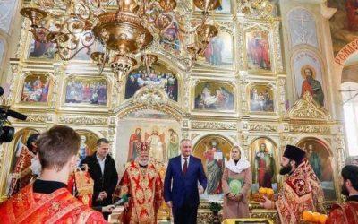 Жителей Молдовы объединяет православная вера