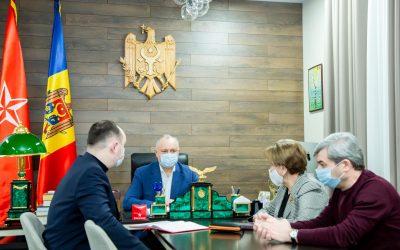 Doar dialogul va permite Republicii Moldova să depășească această criză politică și constituțională de proporții!