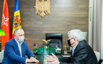 Republica Moldova s-a pomenit într-o criză constituțională fără precedent