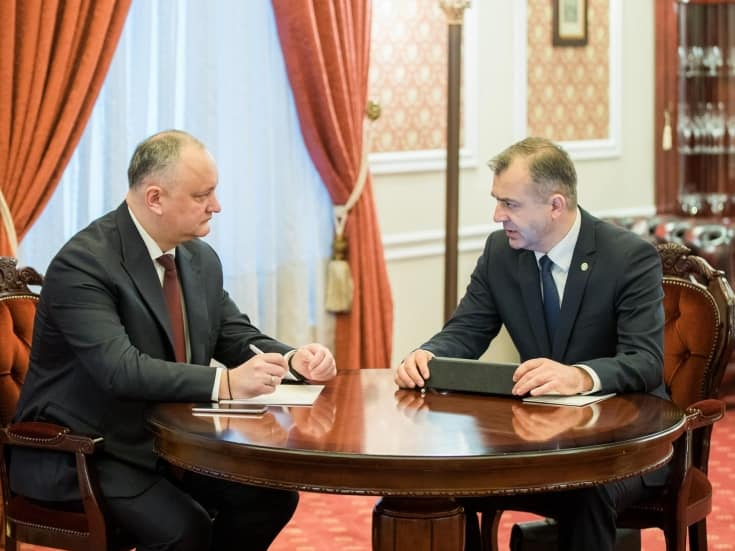 Transmit sincere felicitări cu ocazia zilei de naștere domnului Ion Chicu, colegul și tovarășul meu, unul dintre cei mai buni prim-miniștri ai Republicii Moldova!