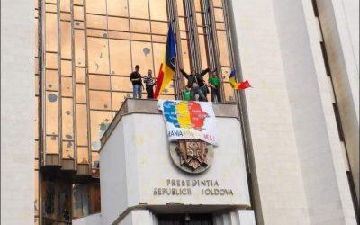 7 Aprilie 2009 va rămâne ca o pagină rușinoasă în istoria Moldovei