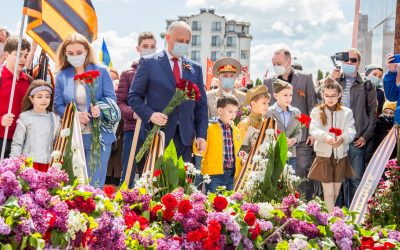 Astăzi marcăm Ziua Victoriei în Marele Război pentru Apărarea Patriei!