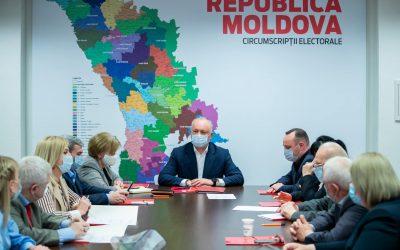 В ближайшие 24 часа будет принято окончательное решение по формуле участия социалистов в выборах