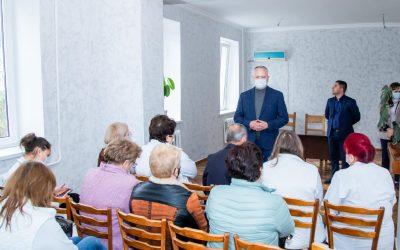 Vizita în raionul Basarabeasca