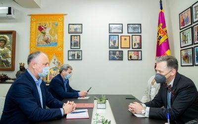PSRM va promova o politică externă, reieșind din interesele naționale ale Republicii Moldova