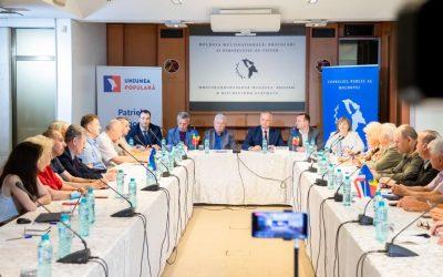 Forța statului moldovenesc constă în unitatea și solidaritatea diferitelor etnii care locuiesc de secole în țara noastră