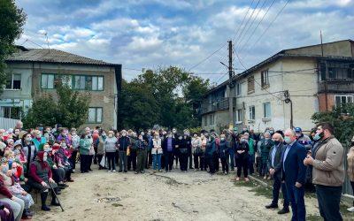 Astăzi am vizitat orașul Vulcănești din Autonomia Găgăuză