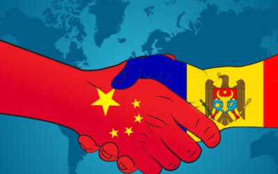 Convorbire telefonică cu ES Zhang Yinghong, Ambasadorul Republicii Populare Chineze în Republica Moldova