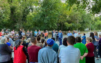 Отправился сегодня в Гагаузскую автономию, где 19 сентября состоятся очередные выборы в Народное собрание